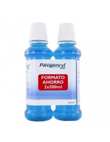 Parogencyl Colutorio 2x500 ml