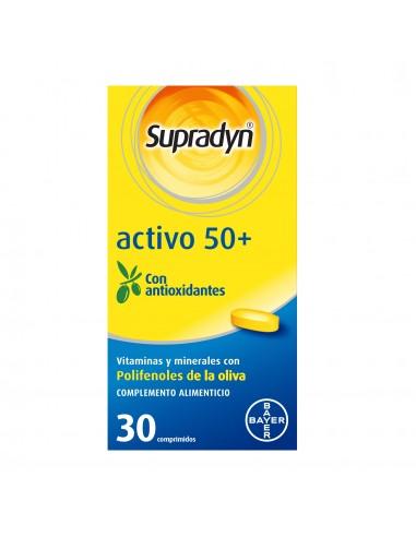 Supradyn Activo 50+ Antiox 30...