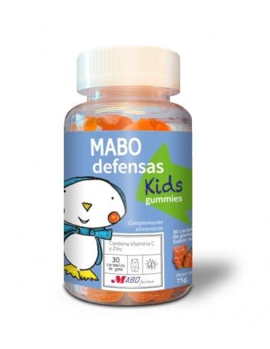 MABOdefensas Kids 30 caramelos de goma