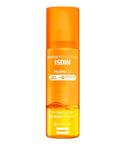 Fotoprotector ISDIN Hydro Oil SPF 30